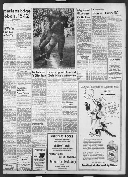 Daily Trojan, Vol. 43, No. 48, November 26, 1951
