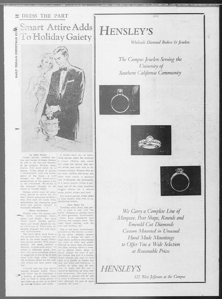 Daily Trojan, Vol. 53, No. 52, December 05, 1961