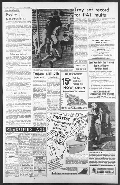 Daily Trojan, Vol. 58, No. 26, October 25, 1966