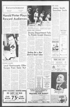 Daily Trojan, Vol. 56, No. 86, March 18, 1965