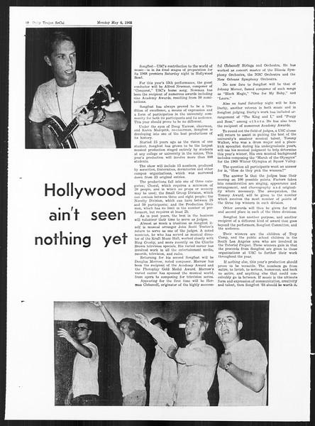 SoCal, Vol. 59, No. 119, May 06, 1968