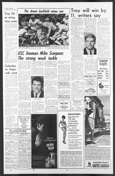 Daily Trojan, Vol. 58, No. 41, November 15, 1966