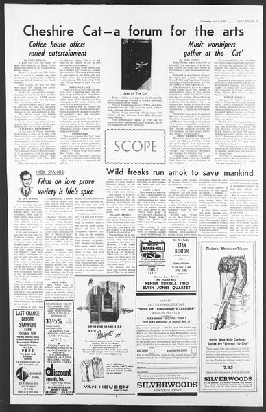 Daily Trojan, Vol. 58, No. 13, October 05, 1966