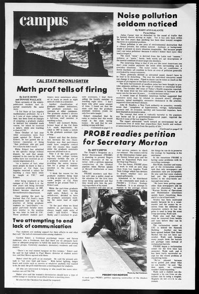 Daily Trojan, Vol. 62, No. 108, April 22, 1971