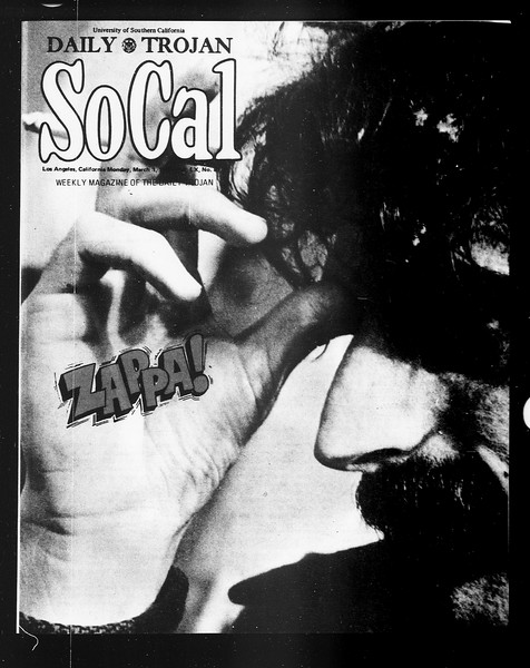 SoCal, Vol. 60, No. 81, March 03, 1969