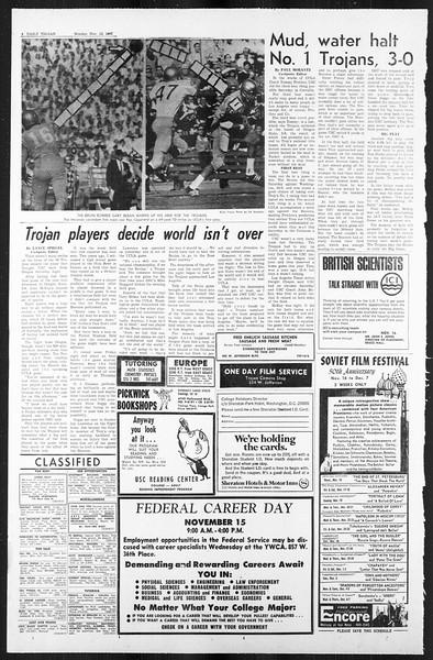 Daily Trojan, Vol. 59, No. 39, November 13, 1967