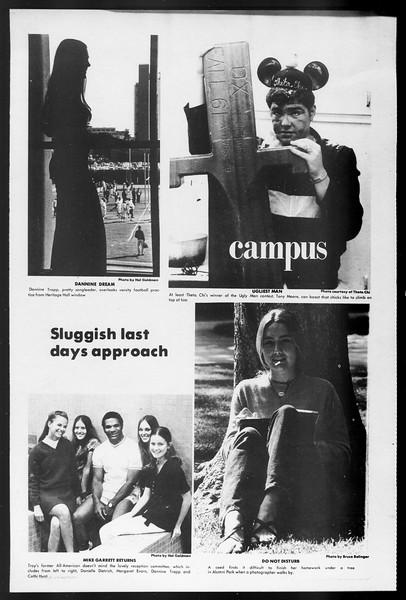 Daily Trojan, Vol. 62, No. 113, April 29, 1971