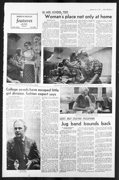 Daily Trojan, Vol. 59, No. 53, December 07, 1967