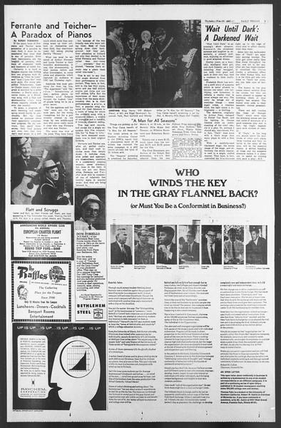 Daily Trojan, Vol. 58, No. 72, February 16, 1967