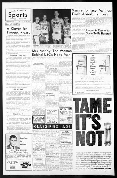 Daily Trojan, Vol. 57, No. 54, December 09, 1965