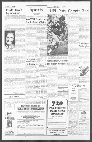 Daily Trojan, Vol. 56, No. 47, December 02, 1964
