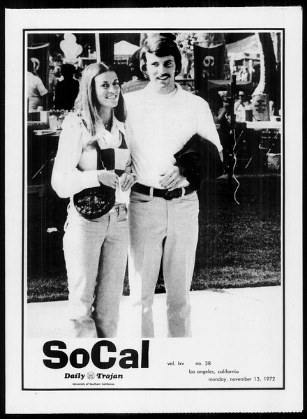 SoCal, Vol. 65, No. 38, November 13, 1972