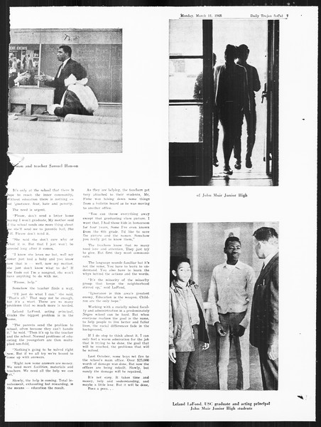 SoCal, Vol. 59, No. 87, March 11, 1968