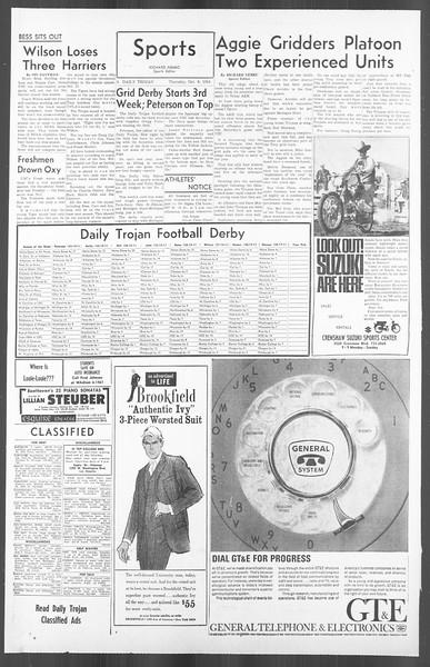 Daily Trojan, Vol. 56, No. 14, October 08, 1964