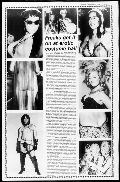 SoCal, Vol. 65, No. 33, November 06, 1972