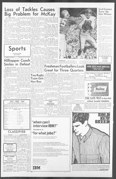 Daily Trojan, Vol. 56, No. 22, October 20, 1964