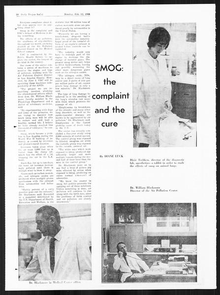 SoCal, Vol. 59, No. 68, February 12, 1968
