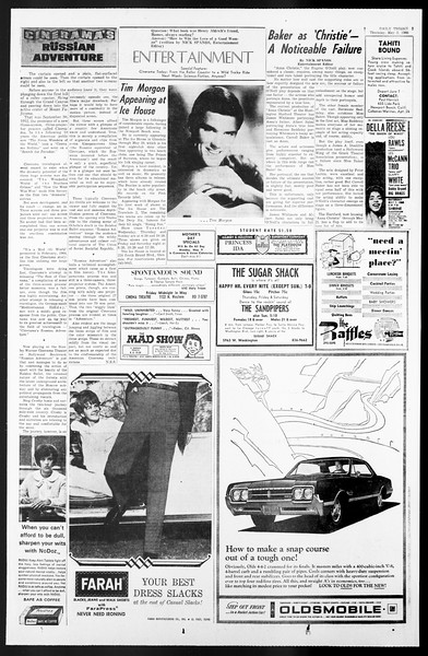Daily Trojan, Vol. 57, No. 115, May 05, 1966