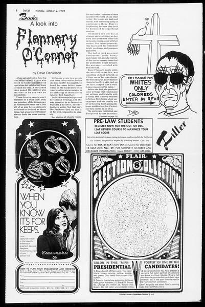 SoCal, Vol. 65, No. 11, October 02, 1972