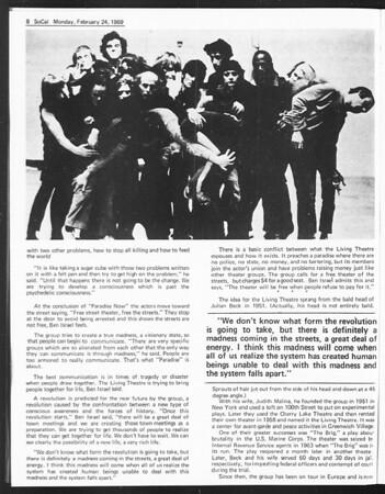 SoCal, Vol. 60, No. 76, February 24, 1969