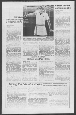 Daily Trojan, Vol. 88, No. 66, May 15, 1980