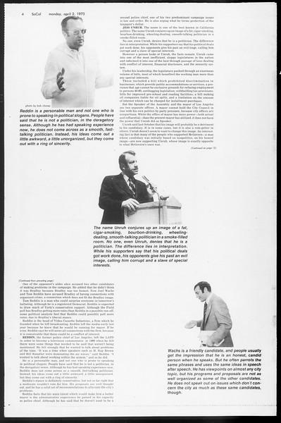 SoCal, Vol. 65, No. 103, April 02, 1973