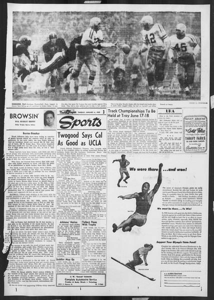 Daily Trojan, Vol. 46, No. 66, January 04, 1955