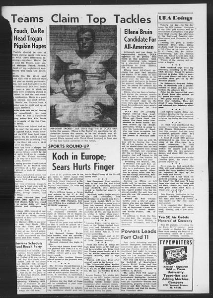 Summer News, Vol. 9, No. 11, July 28, 1954