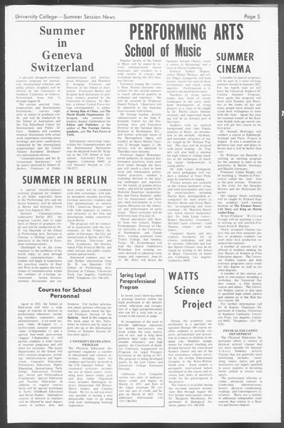 Daily Trojan, Vol. 64, No. 85, March 09, 1972