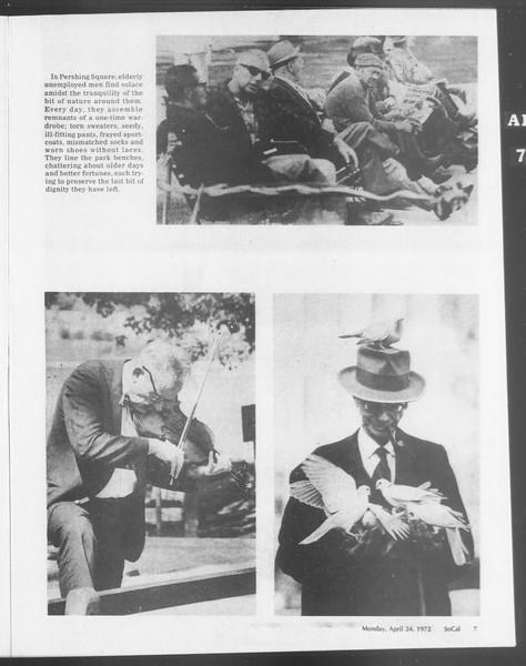 SoCal, Vol. 64, No. 110, April 24, 1972