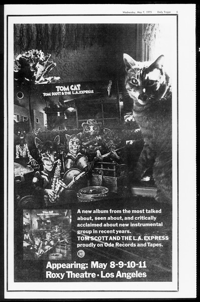 Daily Trojan, Vol. 67, No. 123, May 07, 1975