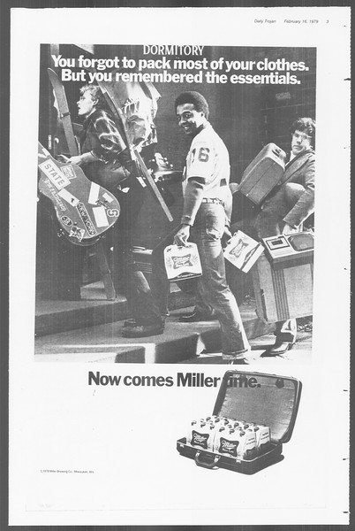 Daily Trojan, Vol. 76, No. 9, February 16, 1979