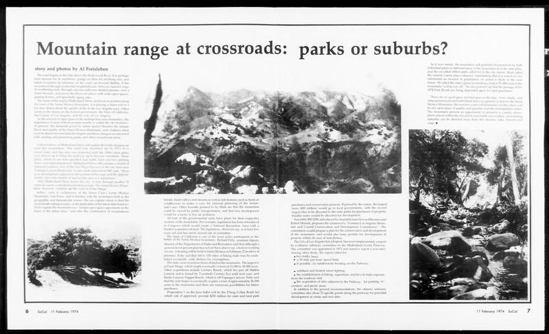 SoCal, Vol. 66, No. 69, February 11, 1974