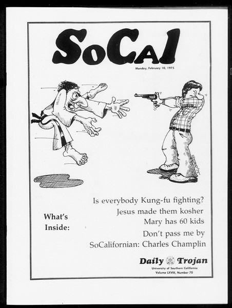SoCal, Vol. 67, No. 70, February 10, 1975