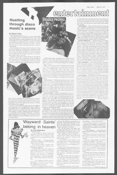 Daily Trojan, Vol. 76, No. 15, March 02, 1979