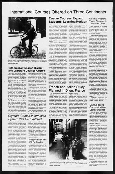 Daily Trojan, Vol. 68, No. 95, March 17, 1976
