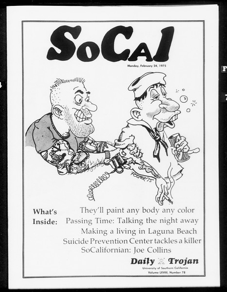 SoCal, Vol. 67, No. 78, February 24, 1975