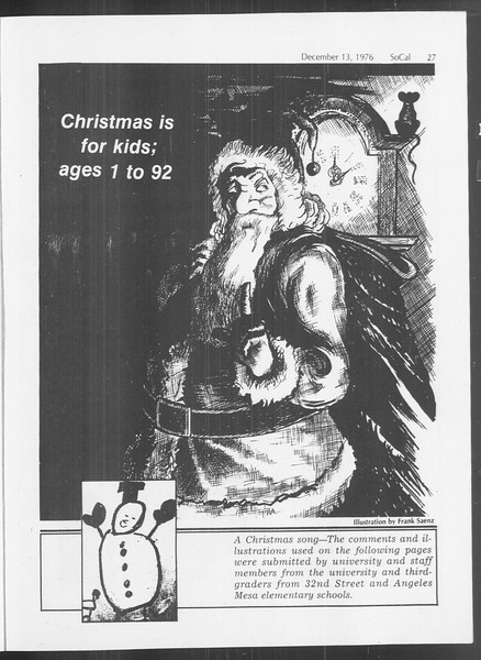 SoCal, Vol. 70, No. 53, December 13, 1976