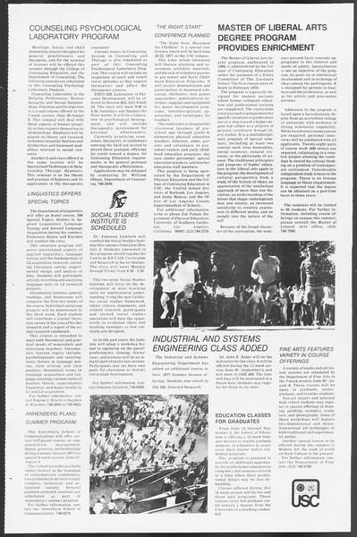 Daily Trojan, Vol. 71, No. 35, March 30, 1977