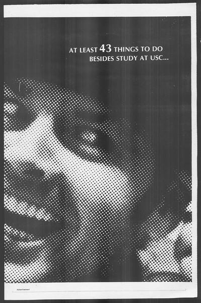 Daily Trojan, Vol. 70, No. 18, October 14, 1976