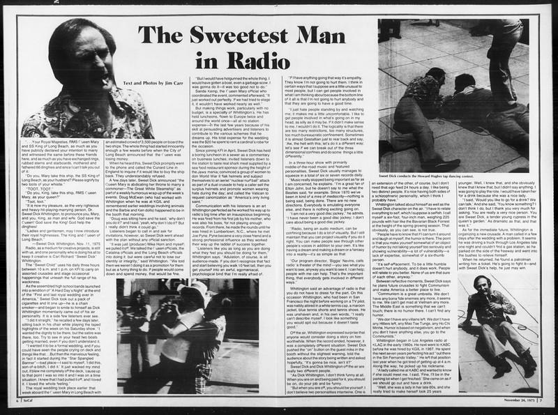 SoCal, Vol. 68, No. 47, November 24, 1975