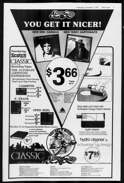 Daily Trojan, Vol. 68, No. 34, November 05, 1975