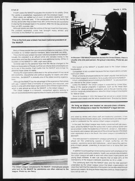 SoCal, Vol. 68, No. 83, March 01, 1976