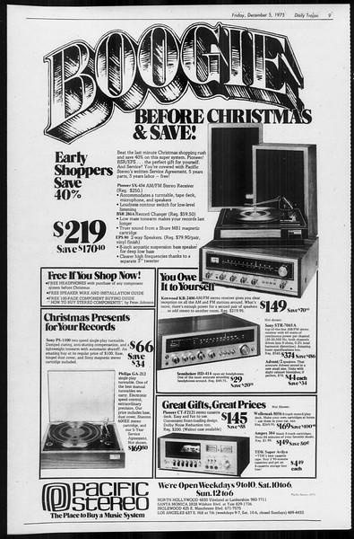Daily Trojan, Vol. 68, No. 52, December 05, 1975