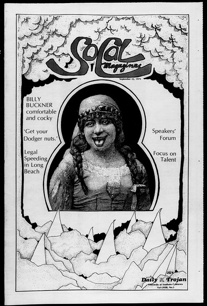 SoCal, Vol. 68, No. 5, September 22, 1975