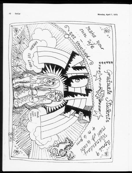 SoCal, Vol. 67, No. 101, April 07, 1975