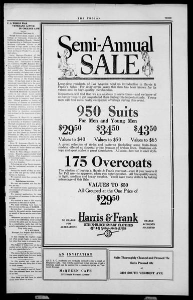 The Southern California Trojan, Vol. 2, No. 2, July 10, 1923