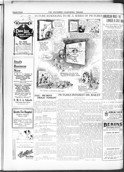 The Southern California Trojan, Vol. 11, No. 71, March 17, 1920