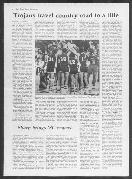 Daily Trojan, Vol. 93, No. 57, April 13, 1983