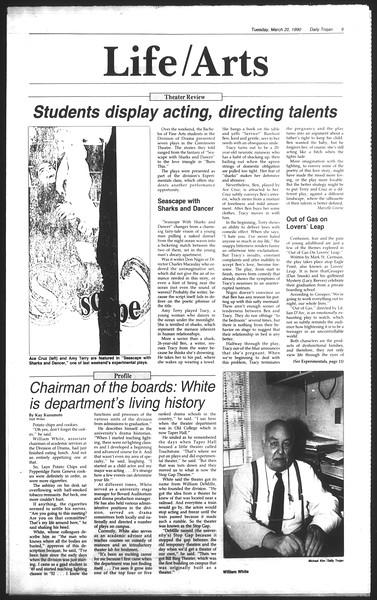 Daily Trojan, Vol. 111, No. 46, March 20, 1990